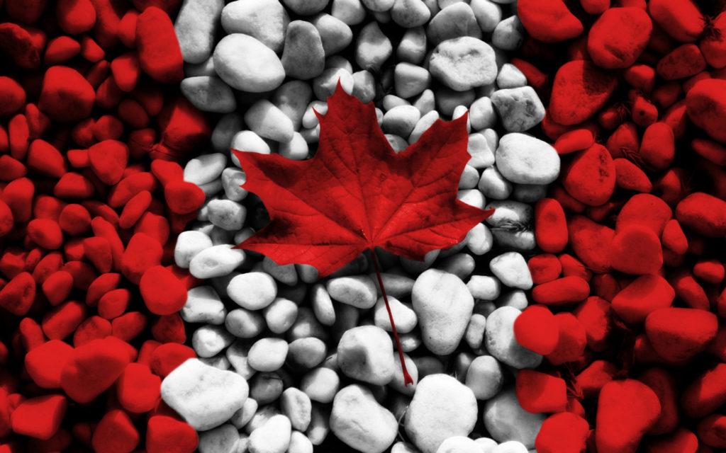 res1440x900-Canada-FlagRocks
