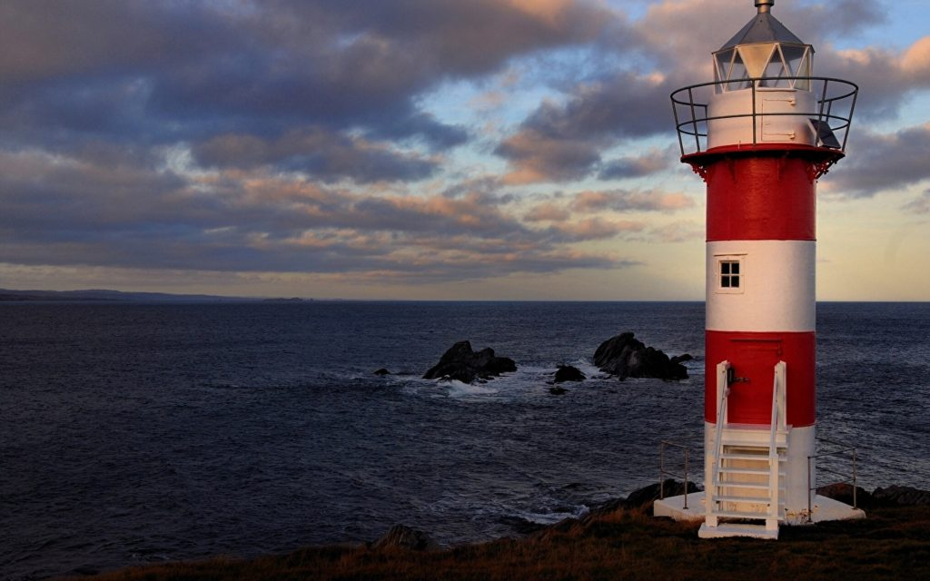res1440x900_CanadaOcean_Lighthouse